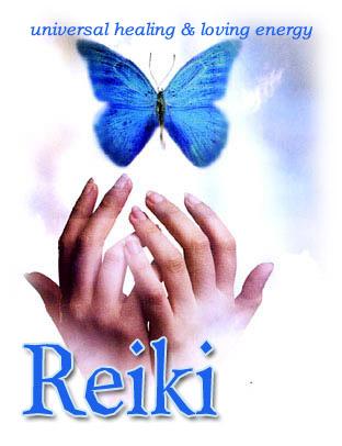Reiki - Universal Love & Healing Energy
