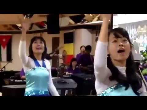 Semarang-Worshippers